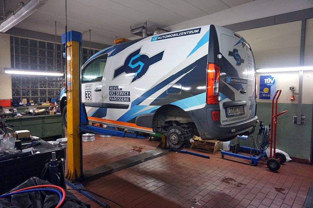Fahrzeug von CS Automobilzentrum GmbH