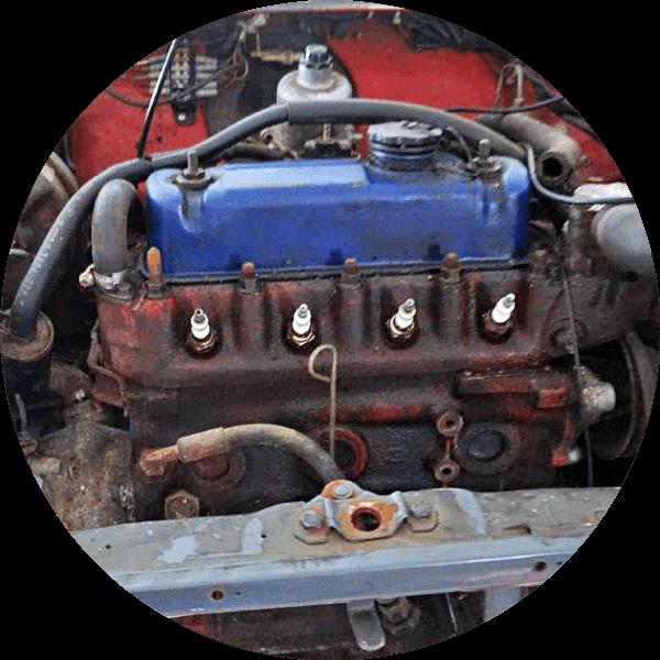 Restauration von alten Fahrzeugen beim KFZ Service CS Automobile
